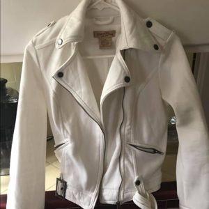 Rock jacket cotton